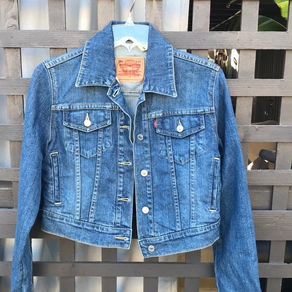 Original Levi's Jean jacket